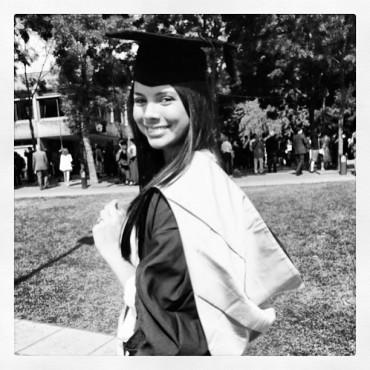 Master's graduation